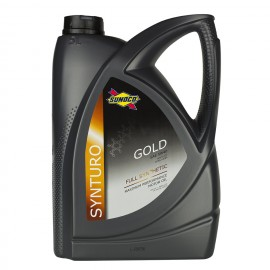 Моторное масло Sunoco Synturo Gold 5W-40 5 л MS23022
